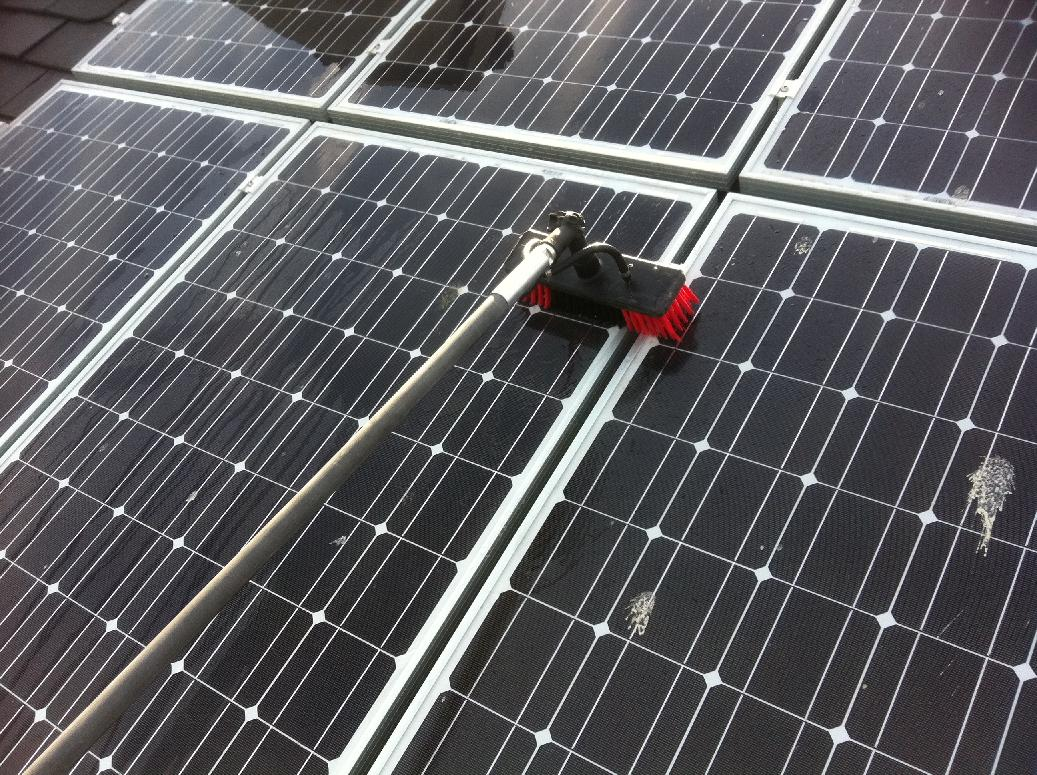 Solar Panel Cleaning in Essex and Hertfordshire | Advanced Hygiene ...